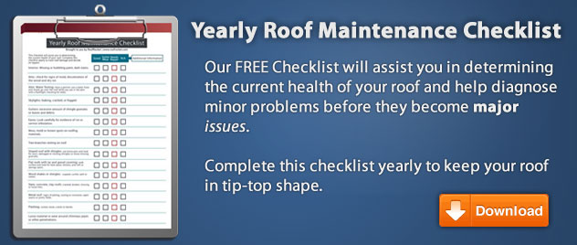 Gauge the health of your roof.