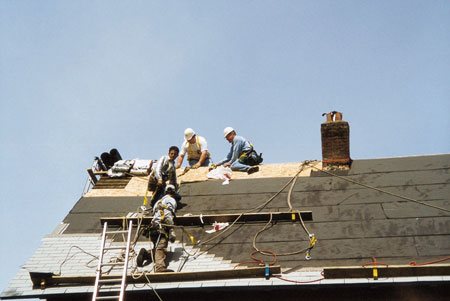 Don't Hire An Expensive Contractor! Use These Tips For Caring For Your Roof Instead! roofers