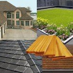 recycled roof