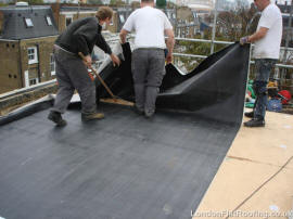 Beautiful Flat Roof Materials, Not All Are Created Equal