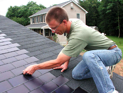 Our Future With Solar Power. Solar Roof