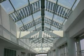 Largest Transparent Solar Roof In Country Roof Rocket