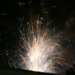 Fireworks Increase Roof Fire Risk